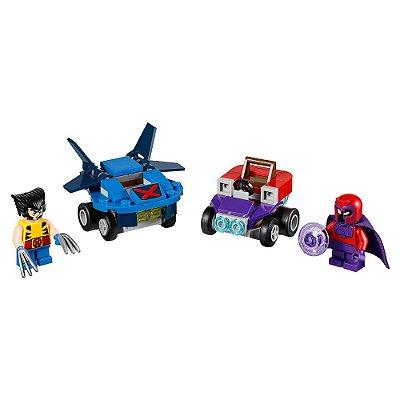 Lego Super Heroes - Poderosos Micros: Wolverine vs. Magneto