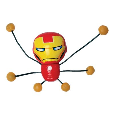 Boneco Pegajoso Avengers - Homem De Ferro - Candide