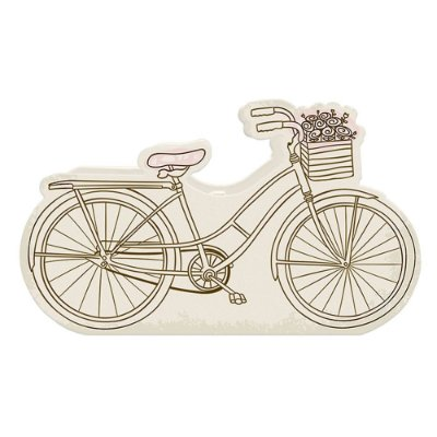 Porta-Lápis Bicicleta - Geguton
