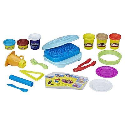 Play-Doh Kitchen - Conjunto Café da Manhã - Hasbro
