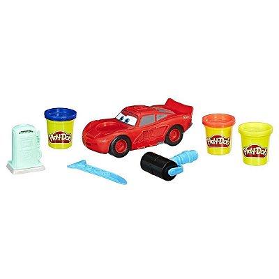 Play-Doh Conjunto Relâmpago McQueen - Carros - Hasbro