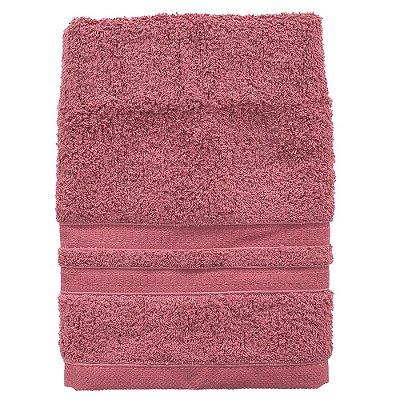 Toalha de Rosto Comfort Sion - Marsala - Artex