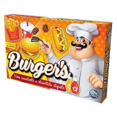 Jogo Burger's - Pais e Filhos