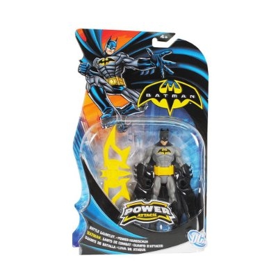 Batman Power Attack - Luva de Ataque - Mattel