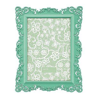 Porta Retrato Candy Verde 10 x 15 - Mart