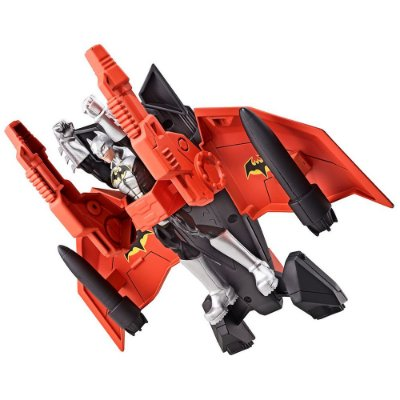 Batman Power Attack - Bat-Jato de Combate - Mattel