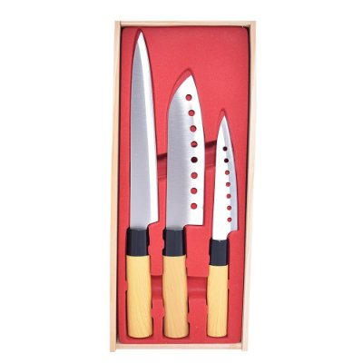 Jogo de Facas para Sushi - 3 peças - Dynasty