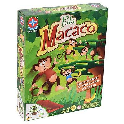 Jogo Pula Macaco - Estrela