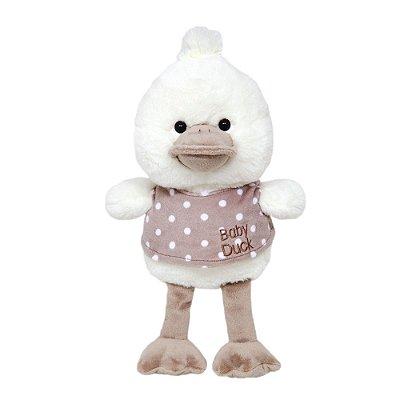 Pelúcia Baby Duck Menino - Buba