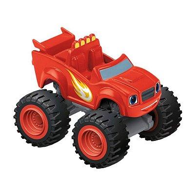 Blaze And The Monsters Machine - Veículo Básico Blaze - Fisher Price