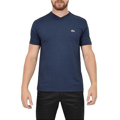 Camiseta Masculina Básica Sport - Marinho - Lacoste