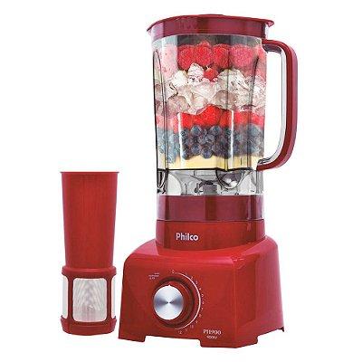 Liquidificador PH900 - Vermelho - Philco