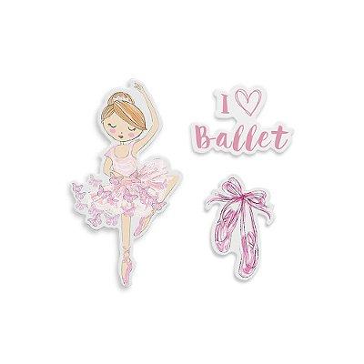 Super ímãs Ballet - Geguton