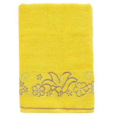Toalha de Banho Allegra Carmele - Amarelo - Karsten