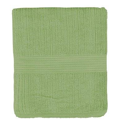 Toalha de Banho Canelada Fio Penteado - Verde Militar - Buddemeyer