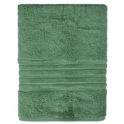 Toalha de Banho Maxy Fio Penteado - Verde Militar - Karsten