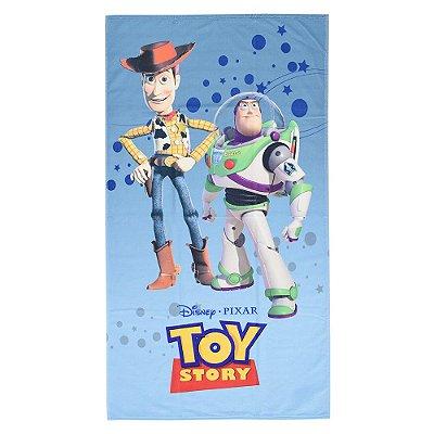 Toalha Aveludada Toy Story - Lepper