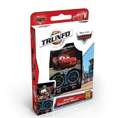 Jogo Super Trunfo - Carros - Grow
