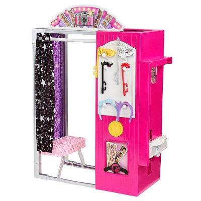 Cabine de Fotos da Barbie - Mattel