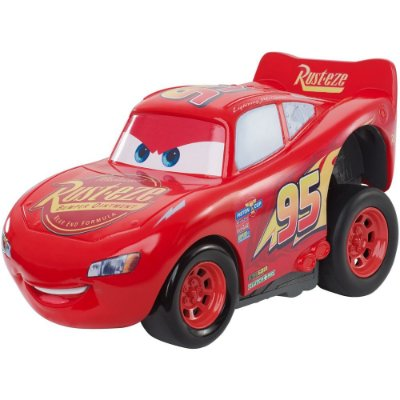 Cars Corredor Rápido - Relâmpago McQueen - Carros 3 - Mattel