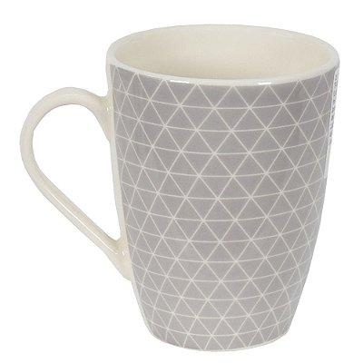 Caneca de Cerâmica Triângulos - Yoi