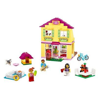 Casa da Família - Lego Juniors