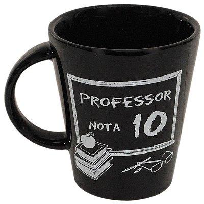 Caneca de Cerâmica - Professor - Brasfoot