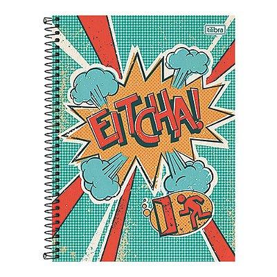 Caderno Porta dos Fundos - Eitcha! - 10 matérias