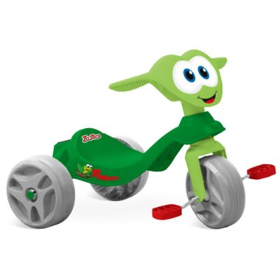 Triciclo Infantil Zootico Froggy - Bandeirante
