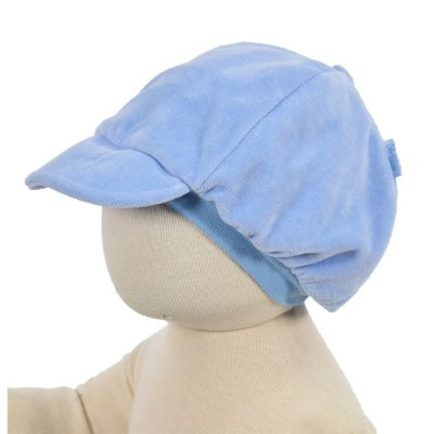 Boina Masculina em Plush - Azul Claro - Paraíso