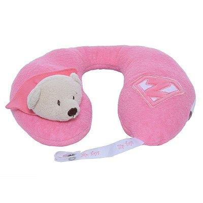 Protetor de Pescoço Super Ursinha - Zip Toys