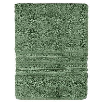 Toalha de Banhão Maxy Fio Penteado - Verde Militar - Karsten