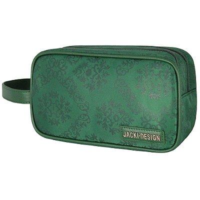 Necessaire Essencial Grande - Verde - Jacki Design