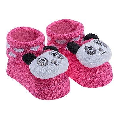 Meia Bichinhos Panda - Pimpolho