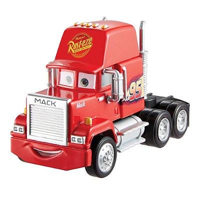 Carros 3 Deluxe - Mack - Mattel