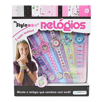 My Style Relógios - Multikids