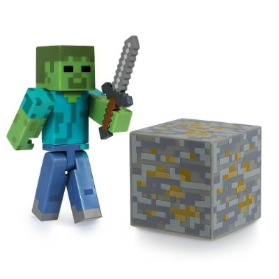 Minecraft OverWorld Zumbi - Multikids