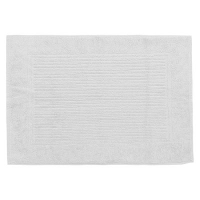 Toalha Piso para Pés - 48 x 70 cm - Branco - Buddemeyer