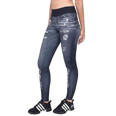 Calça Legging Fusô Jeans Neo Deluxe - Live