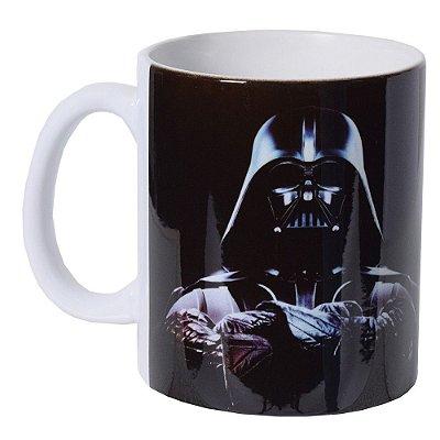 Caneca de Cerâmica - Darth Vader Star Wars - Vikos