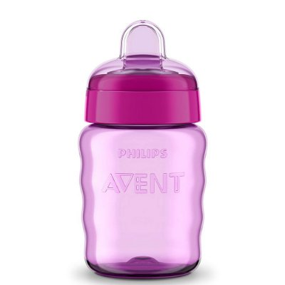 Copo Easy Sip Roxo - Philips Avent