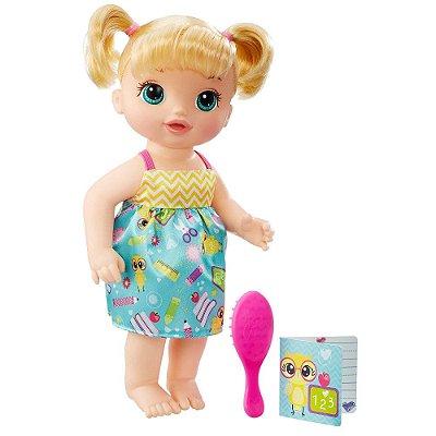Boneca Baby Alive - Escolinha