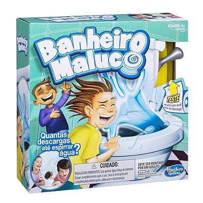 Jogo Banheiro Maluco - Hasbro