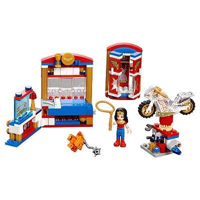 Lego Super Hero Girls - O Quarto da Wonder Woman