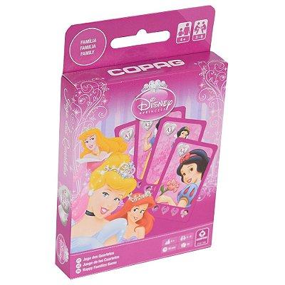 Jogo dos Quartetos - Princesas Disney - Copag