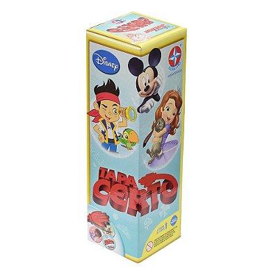 Jogo Tapa Certo - Disney Junior - Estrela