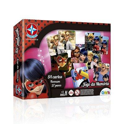 Jogo da Memória LadyBug - Estrela
