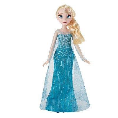 Boneca Elsa - Disney Frozen - Hasbro
