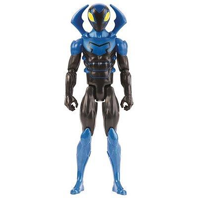 Boneco Besouro Azul - Justice League Action 30 cm - Mattel