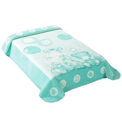 Cobertor para Berço Premium Girafinha - Colibri
